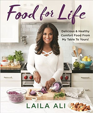 Laila Ali Cookbook