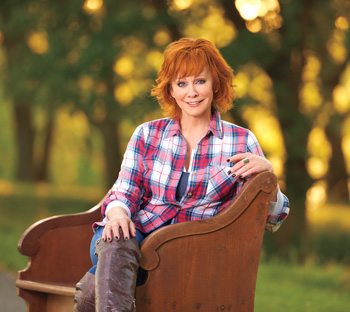 reba mcentire has a new song in her heart live happy magazine