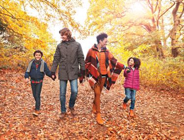 Stress-free family