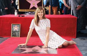 Allison Janney getting star on Walk of Fame