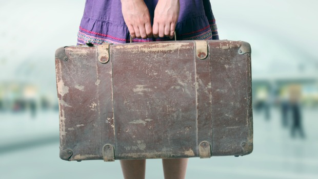 carrying baggage from the past