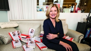 Arianna Huffington: Balanced Media Mogul