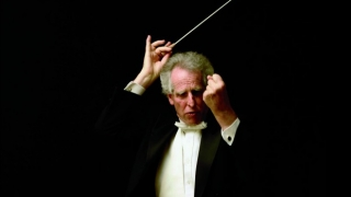 Master conductor Benjamin Zander.