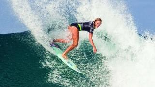 Bethany Hamilton Rides a Wave of Purpose
