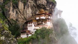 Taktsang Palphug Monastery (The Tiger's Nest), Bhutan