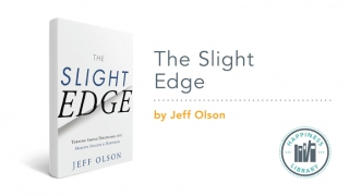 Book Image of The Slight Edge