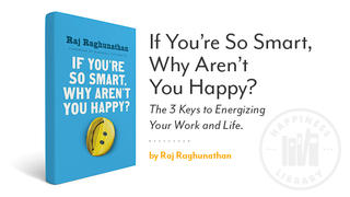 Book cover: If You're So Smart, Why Aren't You Happy?