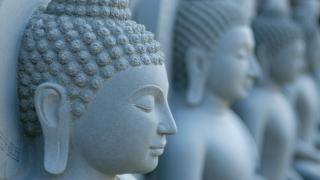 Buddha sculptures in Thailand