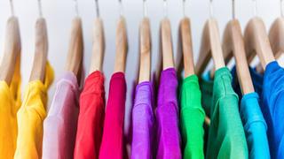 A simplified wardrobe
