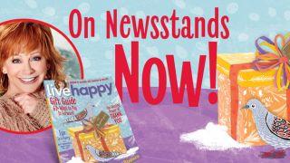 December 2017 Issue of Live Happy Magazine