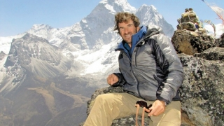 Mountaineer Dave Hahn