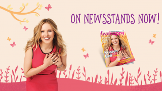 The special spring edition hits newsstands today!
