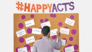 #HappyActs