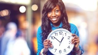 Happiness Around the Clock