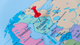 Finland is the happiest country