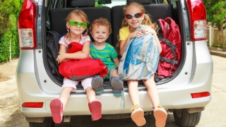 8 secrets to a happy family roadtrip!