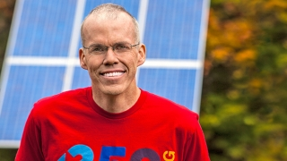 Environmentalist Bill McKibben