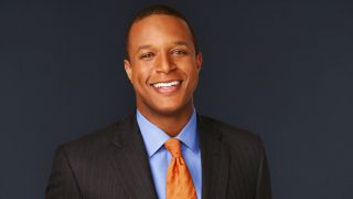 Anchorman Craig Melvin