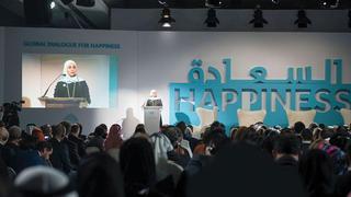 Global Happiness in Dubai
