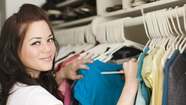 The Life-Changing Power of Cleaning Out Your Closet