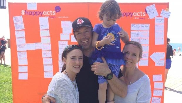 Family at Laguna Beach