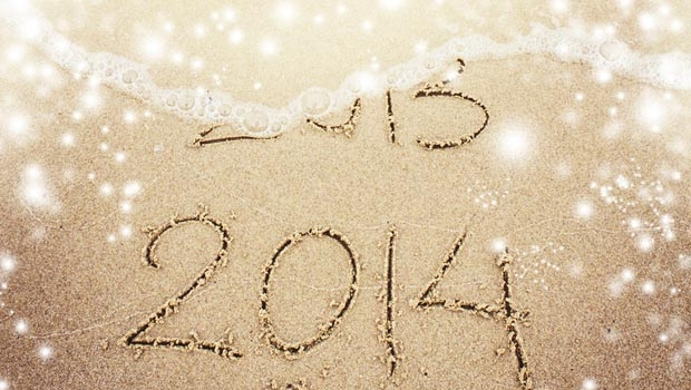 2013-2014 drawing in sand on beach