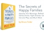 Bruce Feiler's book, The Secrets of Happy Families