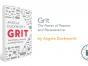 Grit book by Angela Duckworth
