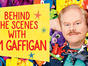 Jim Gaffigan surrounded by toys