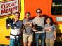 Adam Shell, Nick Kraft and friends on the road in America