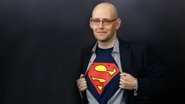 Brad Meltzer knows about superheroes