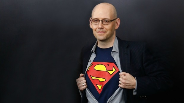 Brad Meltzer knows about superheroes