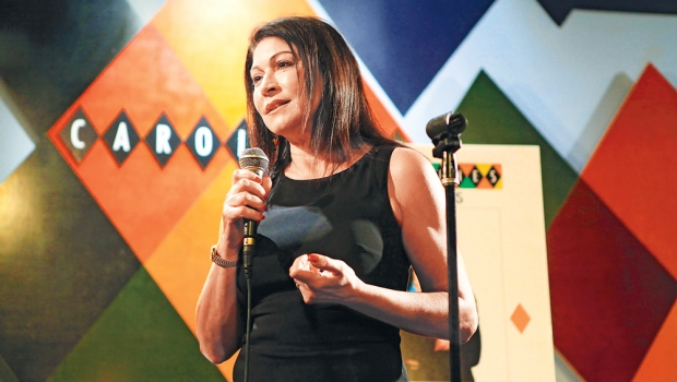 Caroline Hirsch, comedy doyenne