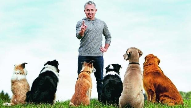 Dog Whisperer Cesar Millan