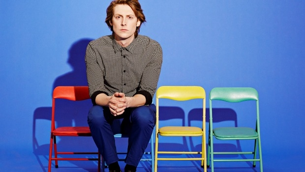 Eric Hutchinson saves up on happiness