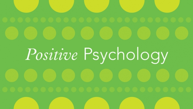 Image of words Positive Psychology