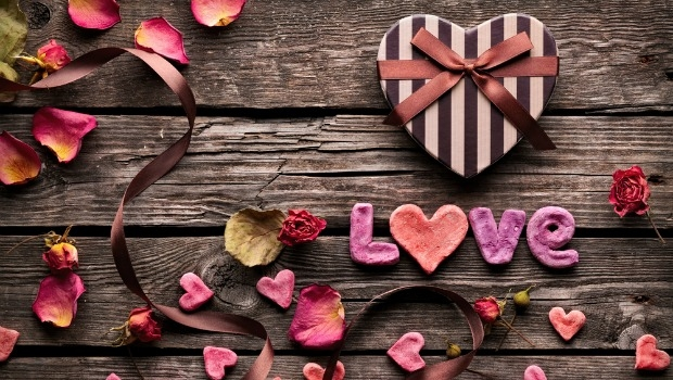 Decorative love image