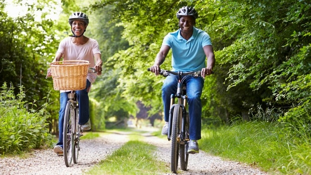 Image result for people happy on bike
