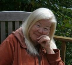 Writer Ellen Michaud