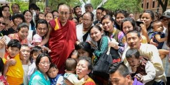 Dalai Lama at Southern Methodist University