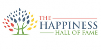 The Happiness Hall of Fame Logo