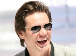 Jim Carrey wearing sunglasses