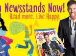 Live Happy May issue