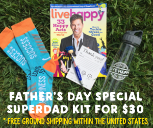 Father's Day Special: Superdad Kit for $30.