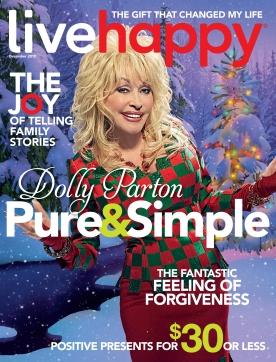 December 2015 Dolly Parton