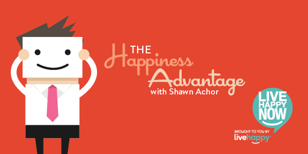 Shawn Achor - The Happiness Advantage | Live Happy Magazine