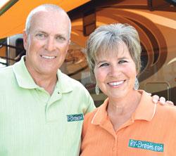 Linda and Howard Payne